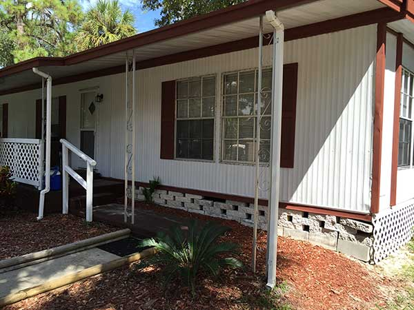 Port Richie, Florida Mobile Home Rental